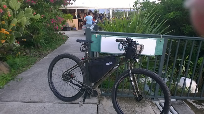 Concordia Eco Resort would be a great place for an ebike rental